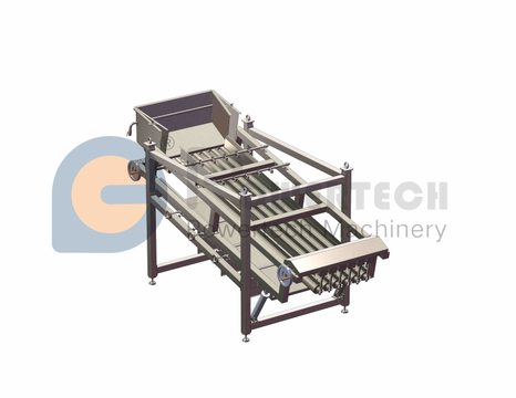 Lowest Operation Cost Automatic Fish Grading Machine