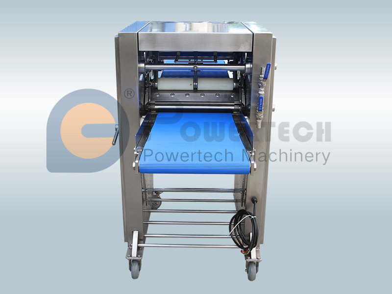 High Efficient Automatic Fish Skinning Machine