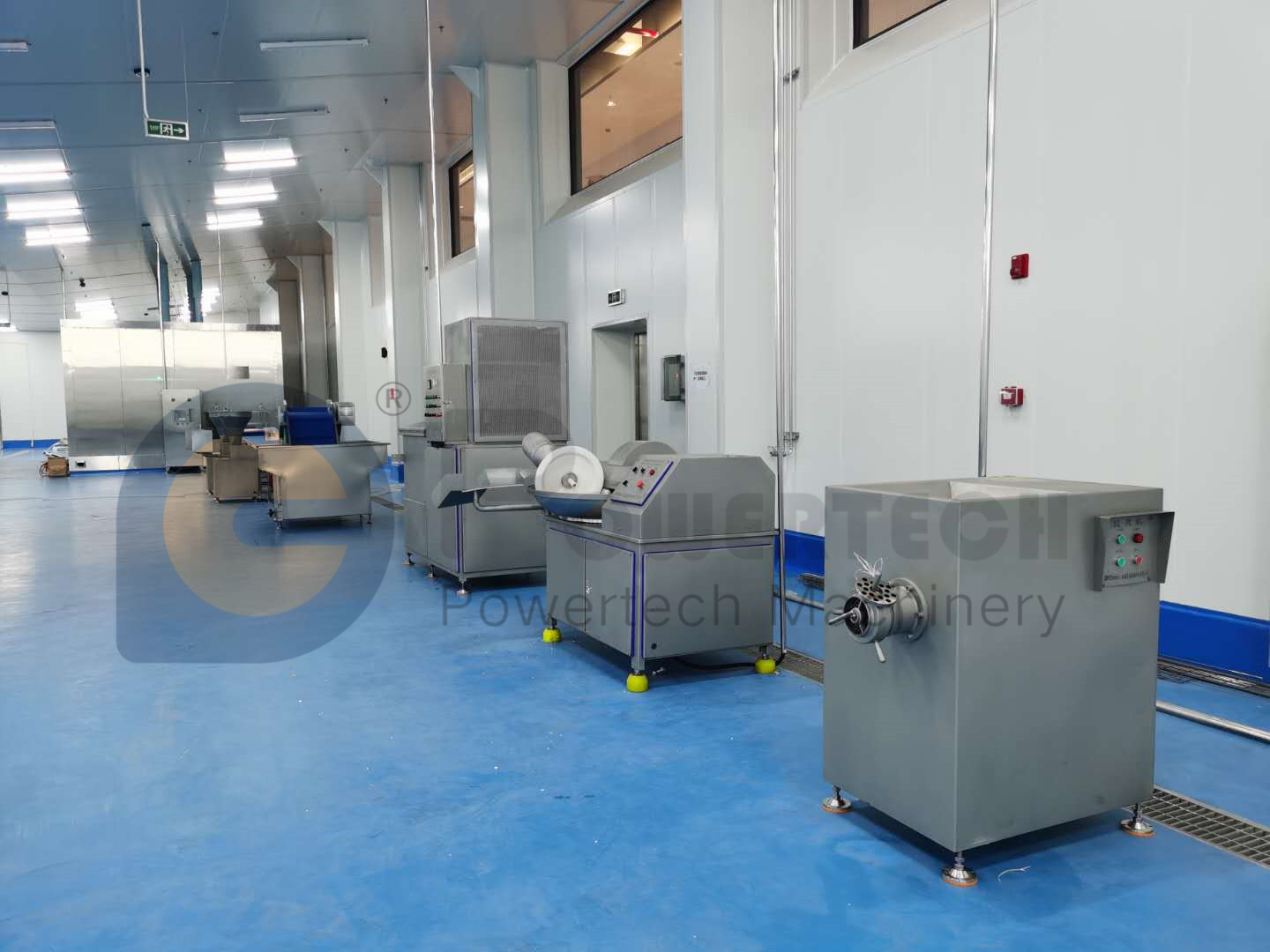 Convenient Maintenance Automatic Catifish Processing Line