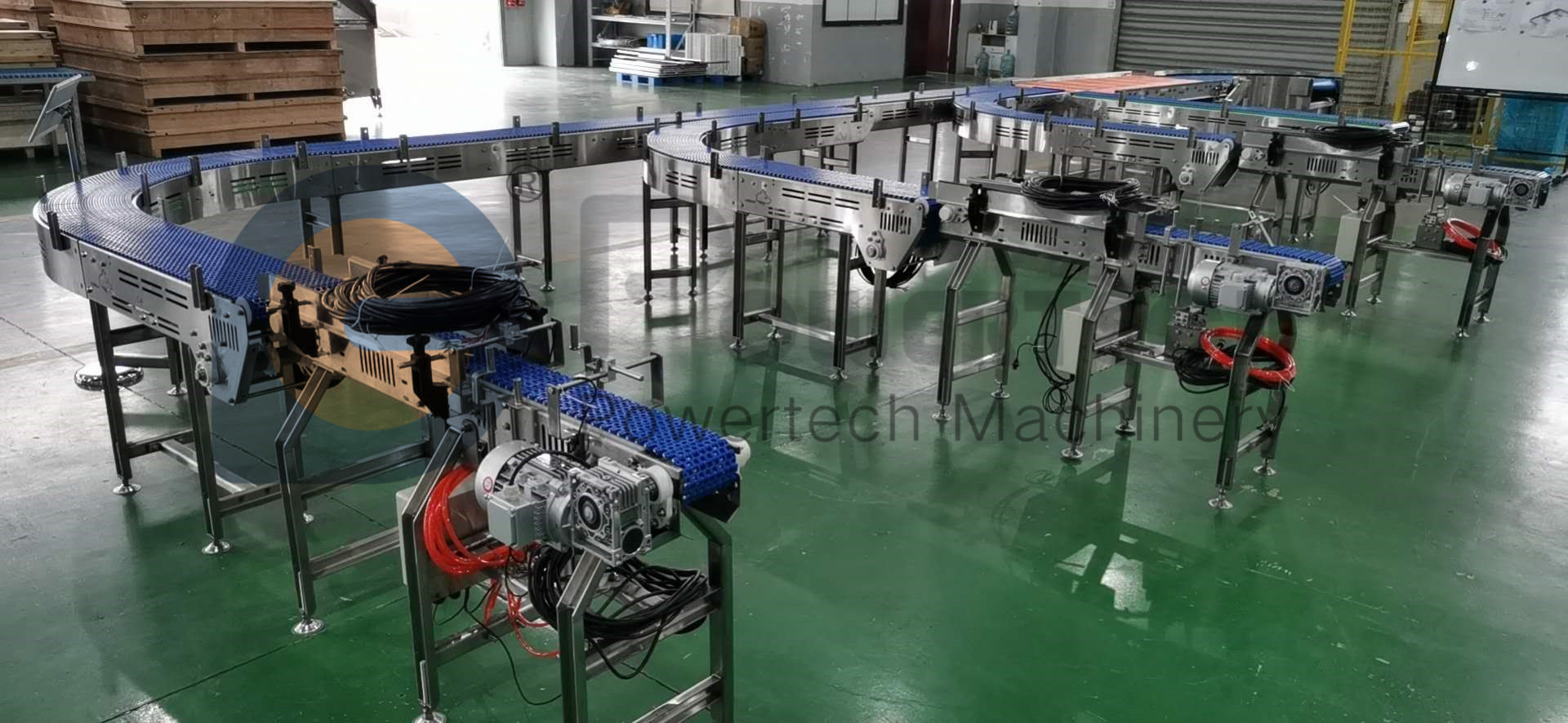 Multifunctional Automatic Wheaten Food Processing Line