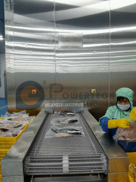 High Capacity Automatic Catfish Processing Line